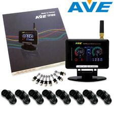 AVE Truck TPMS TLCD 8 Internal Sensors + Antenna Get Free LF Remote Control  MIT