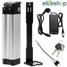 Silver Electric Bicycle Li-ion E-bike Battery 24V10.4Ah(269Wh) for Prophete