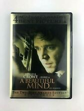 A Beautiful Mind DVD, Russell Crowe