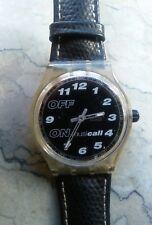 """orologio swatch MUSICALL modello """"ACOUSTICA """"SLK 116 anno 1997 USATO"""