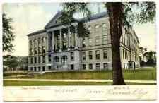 NEW  FREE ACADEMY, UTICA N.Y. Rochester News Co. UDB 1906 to Sharon Heights MA
