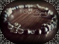 Bracelet artisanal fantaisie - Lucine - Oxo Bijoux