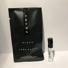 Prada Black Luna Rossa parfum sample 1,5ml