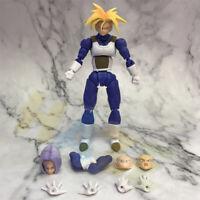 Dragon Ball Z Super Saiyan Trunks PVC Figure Toy 15cm New