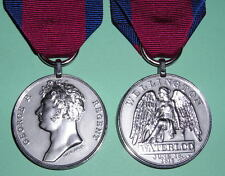 Waterloo Medal Copy