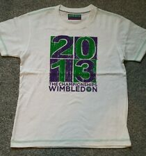 Wimbledon Championships Original Boys T-Shirt. Size 6-7 years. Brand New