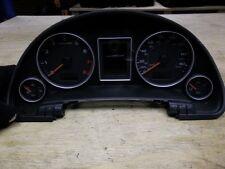 *AUDI A4 B7 2.0T FSI 05-08 INSTRUMENT CLUSTER CLOCK 8E0920950T - BGB