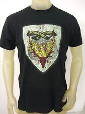NWT Mens Lg Harry Potter Durmstrang Coat of Arms Shield Symbol School Shirt GOF