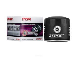 Ryco Syntec Oil Filter Z79AST fits Honda CR-V 2.0 16V (RD1, RD3)