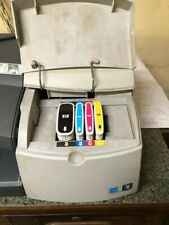 Hp Designjet 111 Thermal Printer Plotter 24 In Comes With Extra Ink And Paper