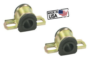 New Moog Replacement Rear Stabilizer Bar Bushing Kit Fits Ford Explorer 02-05