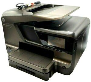 HP Officejet Pro 8600 Plus All-In-One Inkjet Printer - NO INK w/ CORD + WARRANTY