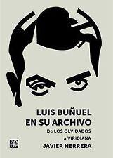 Luis Buñuel en su archivo. NUEVO. Nacional URGENTE/Internac. económico. NARRATIV