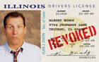 Al Bundy IL Drivers License ID Card Married with Children Prop Fake FREE SHIP