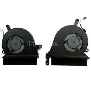 CPU Cooling Fan GPU Fan for HP X360 15-DF 15-DF0033DX L41482-001 L41483-001 5V