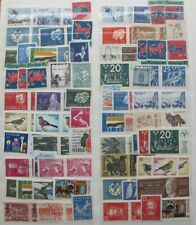 Sweden 100 different stamps mint never hinged