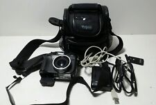 Olympus C-5060 Wide Zoom 5.1 MP Digital Camera W/ Batteries And Accessories