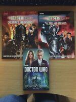 Doctor Who Bundle - 3 Books