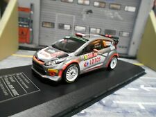 FORD Fiesta RS WRC Rallye Monte Carlo 2015 #16 Kubica Lotos DCC IXO SP 1:43