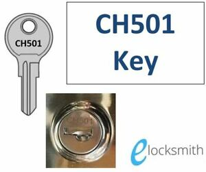 CH501 Key Tool Box, Paddle, Whale Tail Lock - suits Goliath and others FREE POST