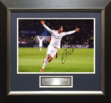 Real Madrid Soccer Memorabilia Signed Prints