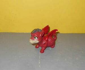 Talking Dreamworks SHREK Burger King Kids Meals Toy Dragon Figure / Cake Topper