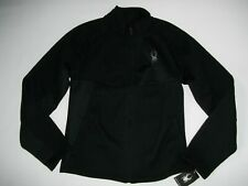 Spyder da Uomo Blu /& Nero RYDER Cerniera Intera Midlayer Softshell Jacket XL NUOVA CON ETICHETTA
