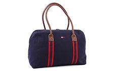 Tommy Hilfiger  Damen Tasche Shopper Handtasche Zip Tote Bag navy new
