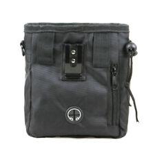 Dog Treat Training Pouch Adjustable Removable Long Waist Belt Shoulder Strap Bag