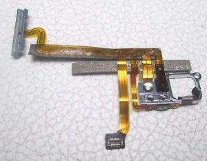 iPod Touch 5th Gen Power Volume Button Flex Cable w/ Mount Bracket 821-1609-A