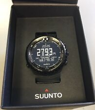 Suunto Core ALL BLACK Outdoor orologio sportivo