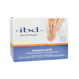 ibd Introductory Nail UV gel kit #56205