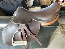 HERMES close contact jumping SADDLE
