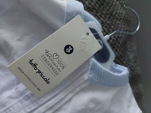 tutto piccolo baby boy, sky blue, 24months, brand new with tag.