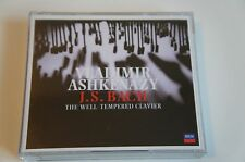 J.S.Bach The Well Tempered Clavier Vladimir Ashkenazy