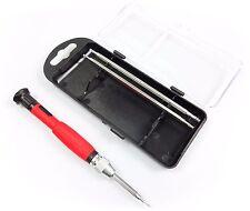 4pc Precision Torx Star Bit Screwdriver Set Kit T4 T5 T6 T7 T8 T9 with Case