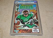 CGC 9.8 GREEN LANTERN #1 1ST ISSUE! *WHITE PAGES* COPPER AGE 1990