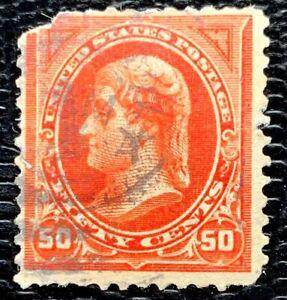 1895 US Stamp  SC#275 50c Jefferson Used