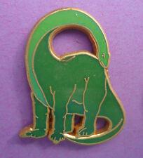 Pin's pin dinosaur large diplodocus (ref cl16)