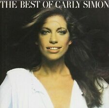 "CD ""The Best Of Carly Simon"" Taylor Collins King Crosby Stills Nash Young Jagger"