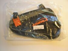 Ibera Bicycle Triangle Frame Bag Pouch MEDIUM Cycle Black New!