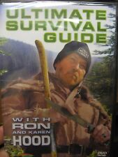 Stoney Wolf Dvd Video / Ultimate Survival Guide With Ron & Karen Hood