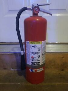 Used Badger Fire Extinguisher (Untested)