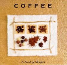 Coffee: A Book of Recipes (Little Recipe Book), Ingram, Chris, Very Good Book