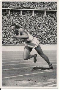 Jesse Owens - Olympics Berlin 1936 - Band II - Sammelwerk 14 - Original 1936