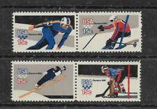 Estados Unidos Juegos olimpicos de Invierno año 1980 Serie del año 1979 (EV-27)