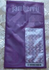 JAMBERRY NAIL WRAPS ~ HAPPILY EVER AFTER (RETIRED) ~ FULL SHEET