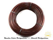 100 m tubo ala gocciolante 16 P 20 marrone autocompensante goccia orto giardino
