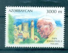 PAPA GIOVANNI PAOLO II - POPE JOHN PAUL II AZERBAIJAN 2005