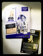 Star Wars R2-D2 LootCrate Exclusive  IncrediBuild 3D Wooden Model Kit brand new